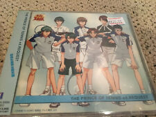 PRINCE OF TENNIS ED. REQUEST AUTHENTIC JAPAN OST CD ANIME GAME SOUNDTRACK