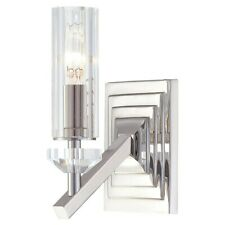 Minka Metropolitan Fusano 1 Light Wall Sconce, Polished Nickel - N2651-613