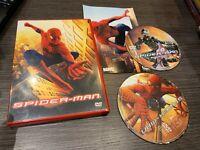 Spider-Man DVD Spiderman 1