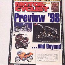 Motor Cyclist Magazine BMW R1200C Kawasaki ZX12 July 1997 062217nonrh2