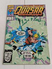 Quasar #18 January 1991 Marvel Comics