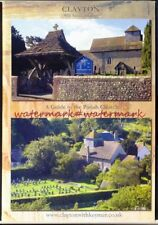 Guide to Clayton Parish Church (Sussex) & Its Wall Paintings. Free UK Postage