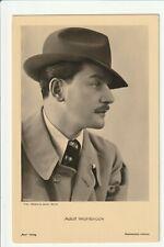 ANTON WALBROOK 1930s Ross Verlag Photo Postcard #2