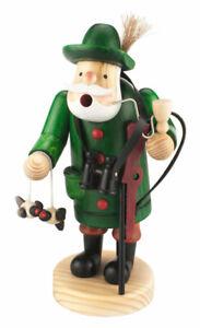 Schulte Forester Christmas Smokerman Rauchermann 18cm