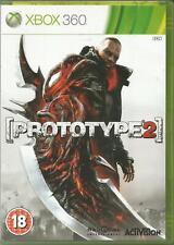 Prototype 2 (Xbox 360, 2012) PAL Disc Mint Complete Brand New Case J2L