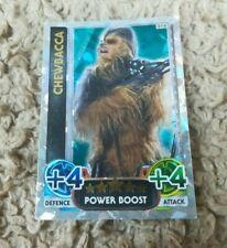Topps Star Wars Force Attax Chewbacca 214 (Foil)