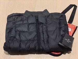 Lululemon Pack It Down Vest BLK Size S