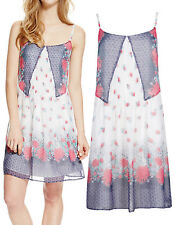 EX MARKS AND SPENCER  M&S  Summer Holiday Chiffon Dress