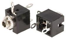 RS Pro 2.5 mm Panel Mount Jack Socket