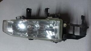 1990-1991 HONDA ACCORD Right Passenger Side Used Headlamp Assembly