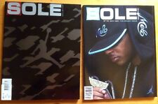 Sole Collector Magazine #17#10 Jordan Retro Nike Zoom Carmelo Anthony Lebron Mvp