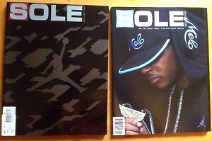 Sole Collector Magazine #17 #10 Jordan Retro Nike Carmelo Anthony Lebron James