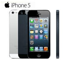 Brand new 100% Original Apple iPhone 5 32GB black ios GPS PHONE sealed neveruse