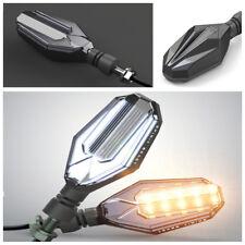 Motorcycle 12V DC LED Steering Stop Light L9 Beast Amber Energy Saving Highlight