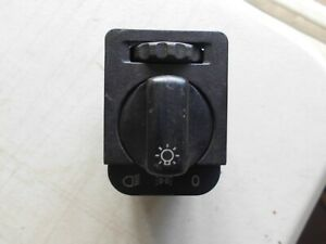 VAUXHALL OPEL  LIGHT   SWITCH 90 481 764/763