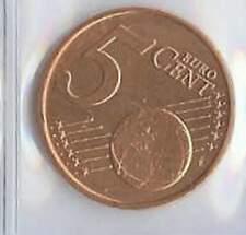 Luxemburg 2004 UNC 5 cent : Standaard