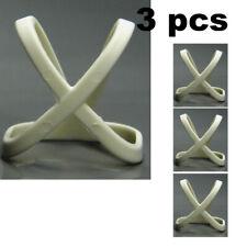 Playmobil 3 Pcs White Cross Body Belts Ref BLT 30