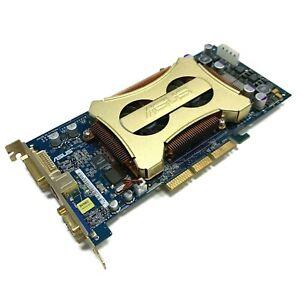 ASUS GeForce FX 5950Ultra V9980 Ultra/TVD 256MB 256-Bit DDR AGP 4X/8X Video Card