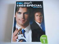 4 DVD - FBI: DUO TRES SPECIAL L'INTEGRALE DE LA SAISON 1