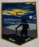 Catalina Council 2018 Csp Centennial of End of World War I Mint Cond FREE SHIP