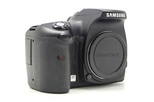 SAMSUNG GX-10 10MP DSLR Camera Body