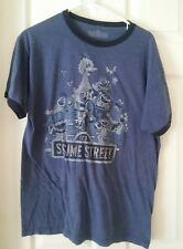 196163eb5d27 Sesame Street 100% Cotton Basic Tees for Men for sale