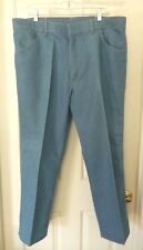 Generic Lightwash Denim Jeans, zip & clasp-40 x 29 NWOT