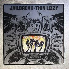 THIN LIZZY Jailbreak Coaster Custom Ceramic Tile
