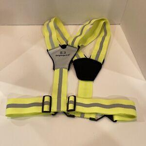 NWOT Amphipod Reflective Xinglet Vest For Running Biking Safety