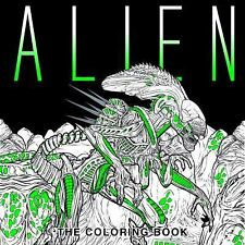Alien: The Coloring Book (Colouring Books), Titan Books, New condition, Book