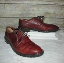 Allen Edmonds Black Hills Walnut Brown Leather Sz 9D Lace Up Casual Dress Oxford