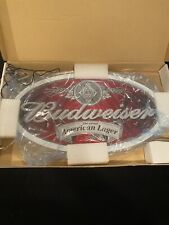 Rare Budweiser Led Light
