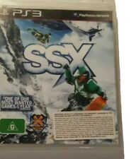 PS3 SSX Game Sony Playstation 3 Game Pre-Owed Sport