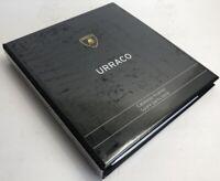 Lamborghini COD 901112410 Urraco 2.5  Spare Parts Book