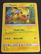Pokemon TCG : SM PROMO SHINING LEGENDS PIN COLLECTION BOX - PIKACHU SM76 HOLO