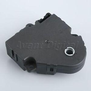 1Pc x HVAC Air Door Actuator For Fit 2002 2003 2004 2005 2006 07 08 09 GMC Envoy