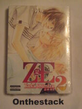 MANGA:     ZE Vol. 2 by Yuki Shimizu (2009, Paperback) Sealed!