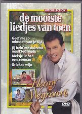Henny Weijmans-De Mooiste Liedjes Van Toen Music DVD
