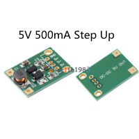 1/2/5/10PCS DC-DC Boost Converter Step Up Module 1-5V to 5V 500mA for Arduino
