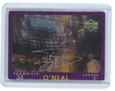 1997 Upper Deck #S13 Diamond Vision Shaquille O' Neal SHAQ Signature Moves Laker