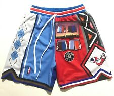 Be Like Mike Trillest x SoleSupremacy Swingman Men's Basketball Shorts - US M