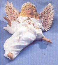 Ceramic Bisque Wreath or Wall Angel U-Paint Ready to Paint Doc Holliday 1477
