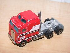 Yatming BJ and & The Bear Kenworth K100 COE Aerodyne 108 Cabover Cab Over Red