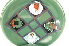 "4 Dayton Hudson Marshall Field's Christmas 8"" Salad Plate Made in Japan"