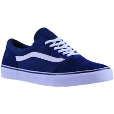 VANS Classic OLD SKOOL Mujer BLUE Talla 38 Casual Canvas Shoes Zapatillas BNWT