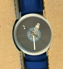 AKTEO AKTO WRIST WATCH, Music Record Microphone PZ.378 NEW WITH TAGS IN BOX $299