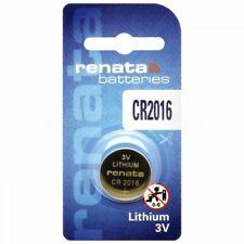 4 x Renata 379 Uhrenbatterien 1,55 V SR521SW SR63 AG0 LR521 16mAh Knopfzelle
