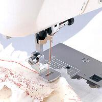 New Ruffler Hem Presser Foot for Sewing Machine Brother Singer Janome KenmoFDCA