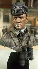 busto 1/10 ufficiale fallschirmjäger bust pro built Pegaso models