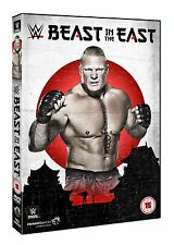 WWE Beast In The East [DVD] NEU WWE Event in Tokio, Japan 2015 Brock Lesnar